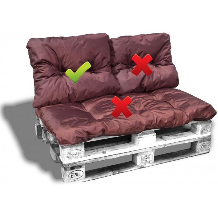 coussin ext rieur pour salon palette 60 80 pas cher. Black Bedroom Furniture Sets. Home Design Ideas