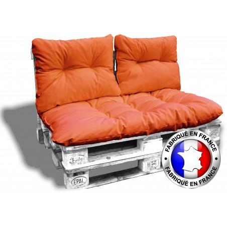 ensemble de coussins pour salon palette 120 80 le moins cher du net. Black Bedroom Furniture Sets. Home Design Ideas