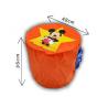 pouf ORANGE  mickey mouse top model disney