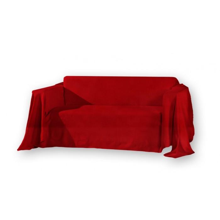 jet de canap rouge. Black Bedroom Furniture Sets. Home Design Ideas