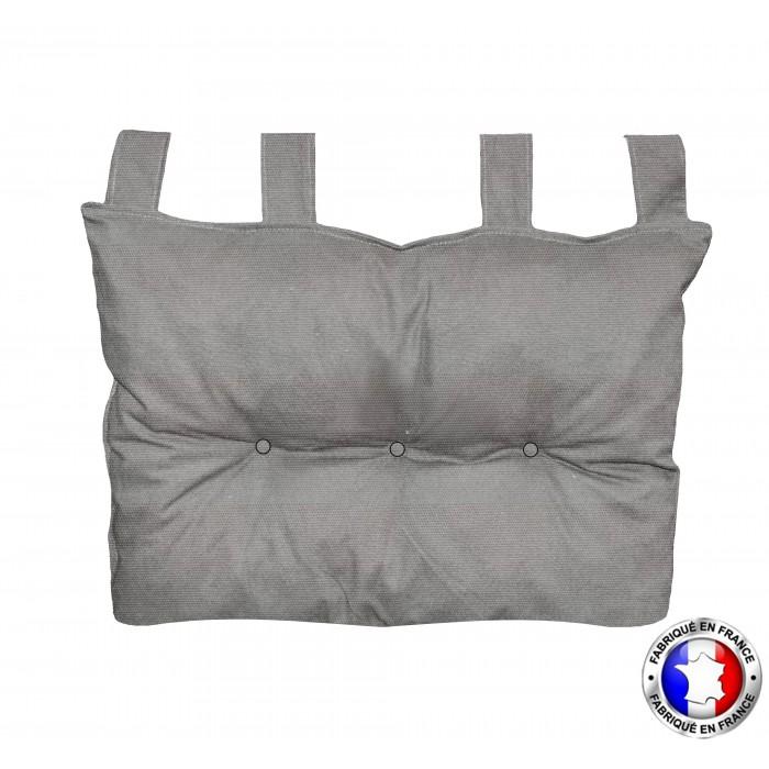 Tête de lit à Pattes Gris 55x40