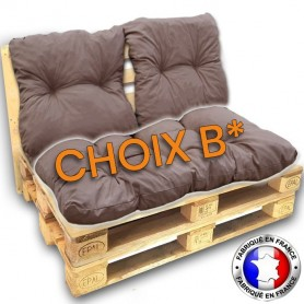 Choix B* : COUSSIN ASSISE...