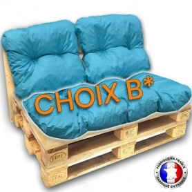 Choix B * COUSSIN ASSISE...