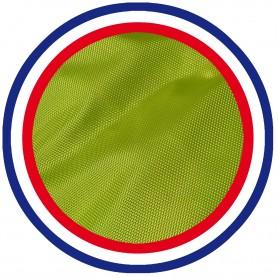 COUSSIN ASSISE pour SALON PALETTE 120*80 cm vert ép.17 cm
