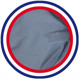 COUSSIN DOSSIER pour SALON PALETTE 60*55 cm gris ép 17 cm !