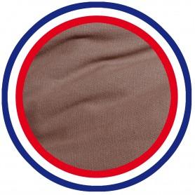 COUSSIN BAIN DE SOLEIL GRIS en 100% coton 180*60*12 cm