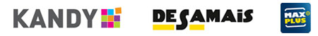 Fabricant revendeur pour Kandy - Desamais - Max Plus